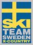 Svenska skidlandslaget Logo